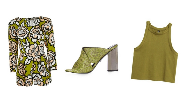 8 Greenery Pieces That Are Cool And Totally Wearable