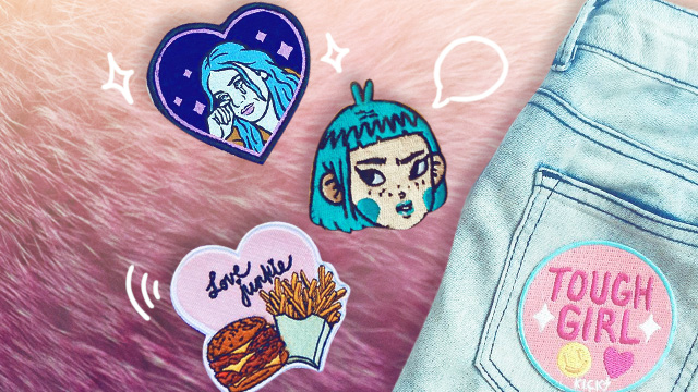 Christmas Gift Idea: Patches
