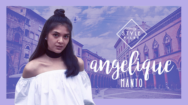 Style Files: Angelique Manto
