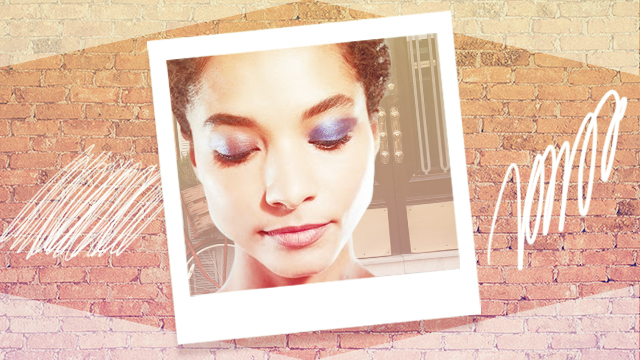 This is the 30-Second Trick You Need to Know to Make Your Eye Shadow Pop