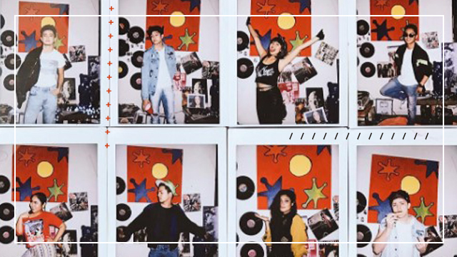 How to Rock an '80s-Themed Party Like Kiana, JaDine, and Friends