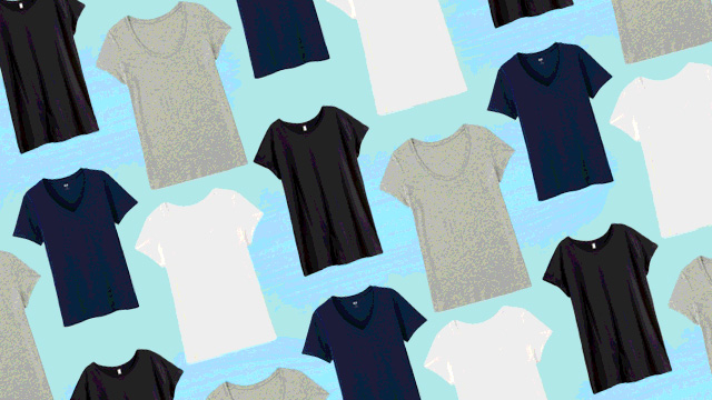 These are the Only 5 T-Shirts You Need in Your Closet