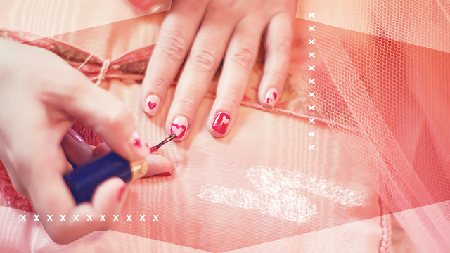 Here's How Often You Can Get Manicures Without Ruining Your Nails
