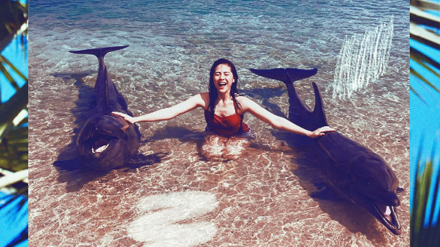 Janella Salvador's Happiness Hack