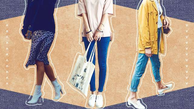5 Ways To Wear Your White Shoes