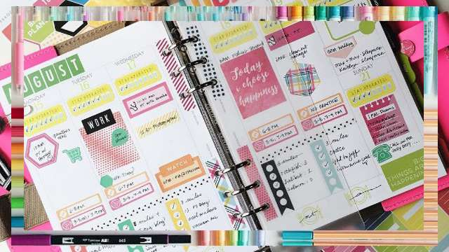 Accessories Every Planner Owner Must Have