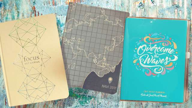Planner Options for the Traveler, Empowered Girl, Minimalist, and More!
