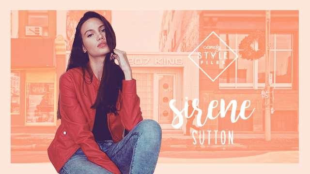 Style Files: Sirene Sutton