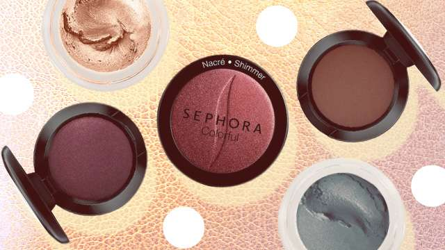 These Are the Eye Shadow Colors Every Morena Should Own