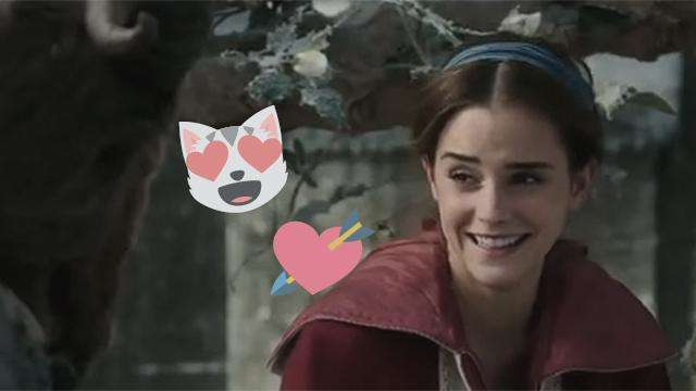 The New Beauty and Beast TV Spot Has So Much Kilig