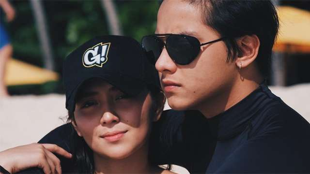 Aww, Daniel Padilla and Kathryn Bernardo Are Having a Sweet Time in Boracay