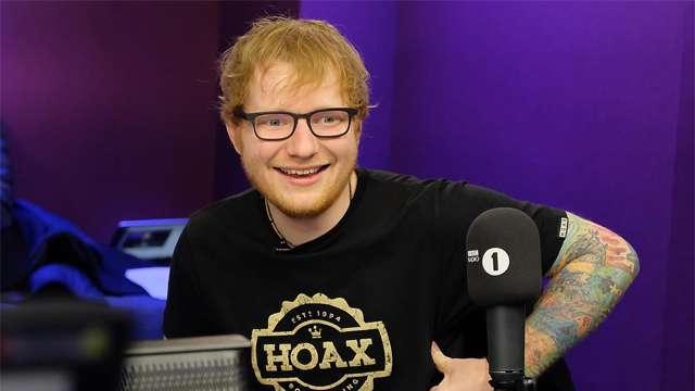 WHUT, Ed Sheeran Wrote One of His Songs for Rihanna Originally