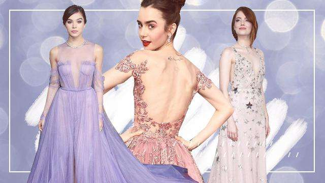 6 #GoldenGlobes Dresses You'll Want to Wear to Prom or Your Debut