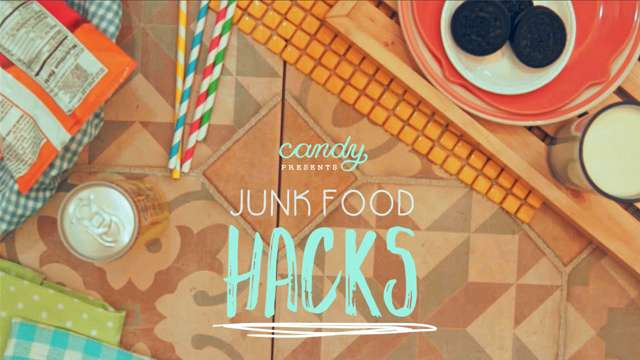 WATCH: Junk Food Hacks to Try at Home