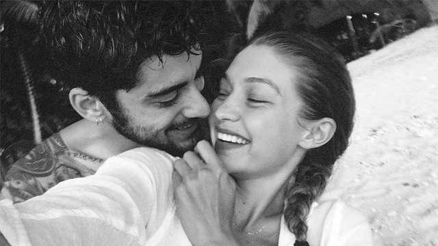 Gigi Hadid's Birthday Wish for Zayn Malik Will Melt Your Hearts