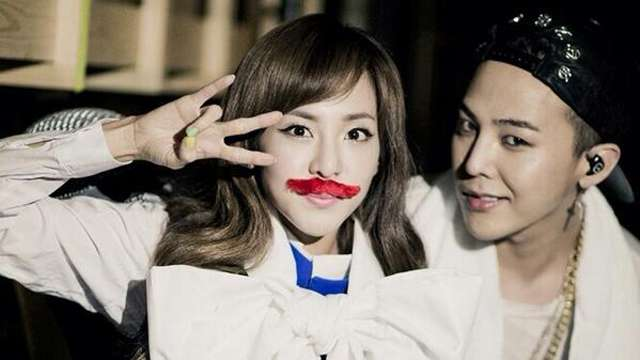 All the Reasons Why We're Still Shipping Sandara Park and G-Dragon