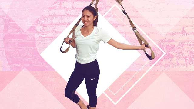 Nadine Lustre's Exercise Moves and What They Can Do to Your Body