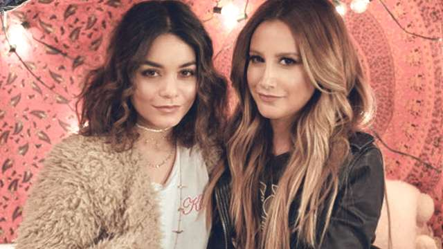 You'll Be Seeing More of Vanessa Hudgens and BFF Ashley Tisdale