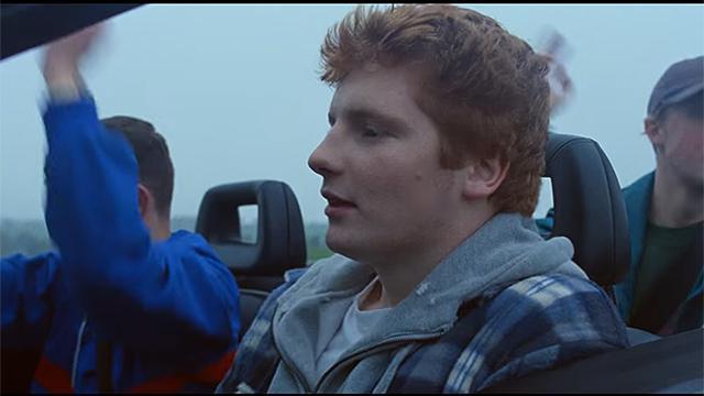 Ed Sheeran's Teen Twin Plays Him in His Latest Music Video