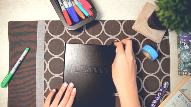 WATCH: How to Start a Bullet Journal