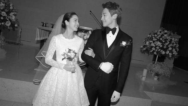 The Reason Why Kim Tae Hee and Rain Had a Small Wedding Will Make You Love Them More