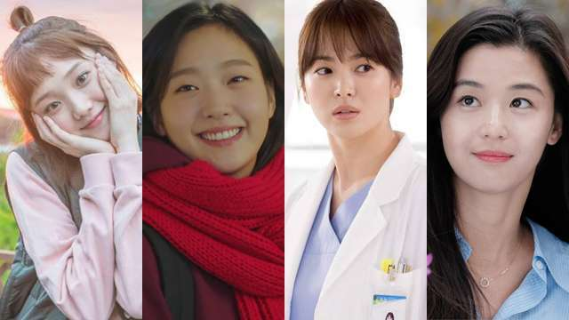 Which K-Drama Beauty Should Be Your Twinsie?