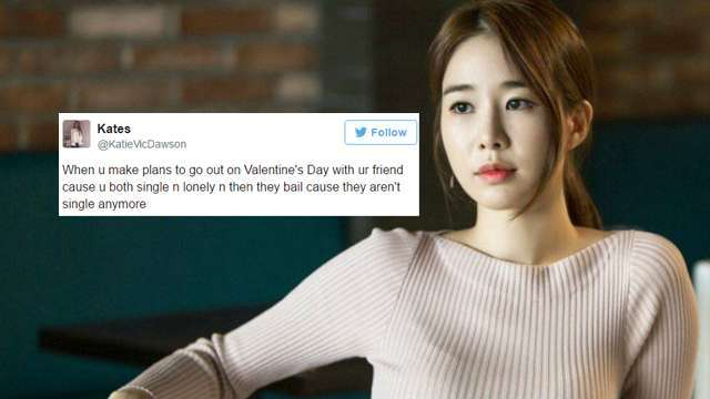 10 Tweets About Being Single on Valentine's Day That Got Way Too Real