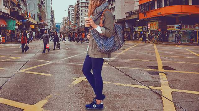 The Sneakers-and-Leggings Style Equation You Need To Master