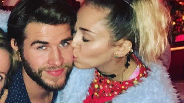 You Guys, Miley Cyrus and Liam Hemsworth Won Valentine's Day!