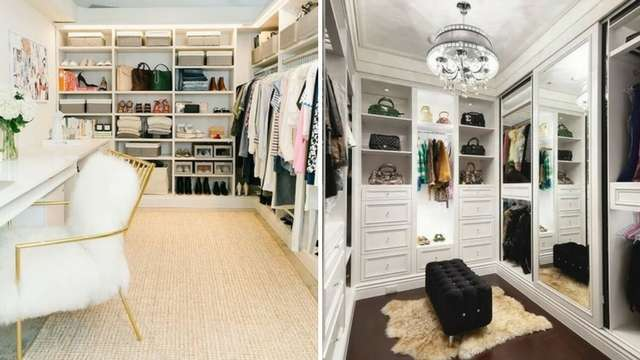 12 Pinterest-Approved Closet Ideas That Are #ClosetGoals