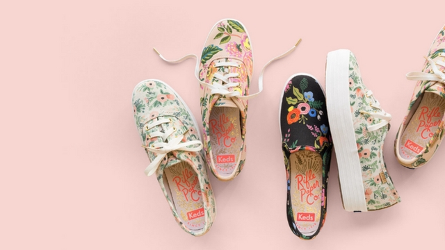 We Just Found The Perfect Sneakers For The Girly Girl