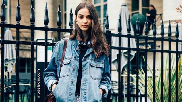 5 Ways To Wear Denim Like A French Girl