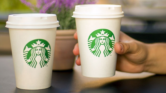 Why Starbucks Calls Their Cups 'Tall,' 'Grande,' and 'Venti'