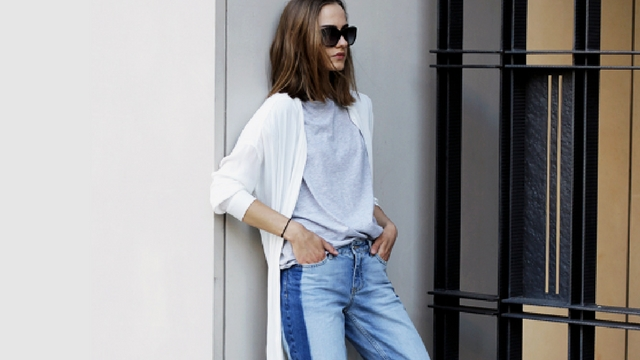 These Are the Right Ways to Wear 2016's Favorite Denim Style