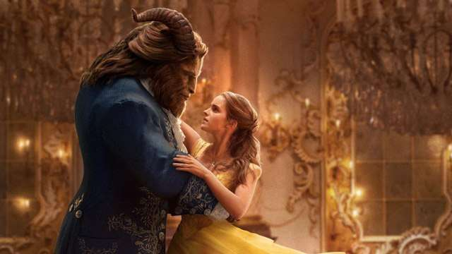 OMG, There's a Beauty and the Beast Official Movie Magazine!
