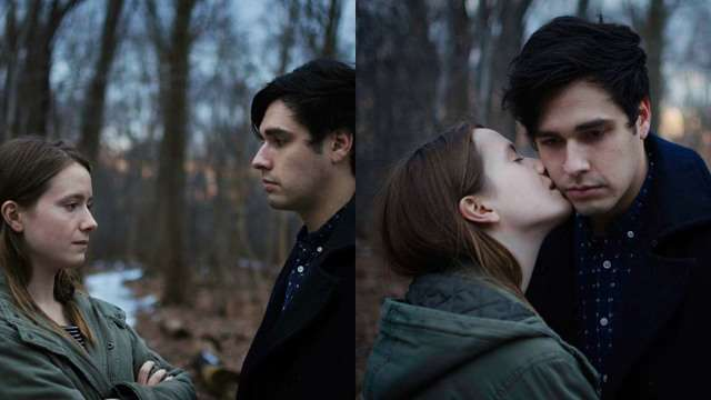 We Don't Know How to Feel About This Couple's Breakup Photoshoot