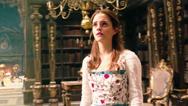 Beauty and the Beast Celebrated Each of Their Character's Differences
