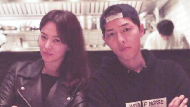 Stop What You're Doing Because the Descendants of the Sun Cast Had a Reunion!