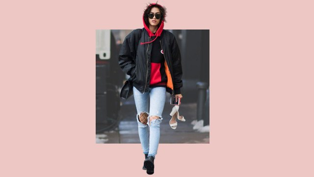 The Weird Style Equation Every Cool Girl Seems To Love