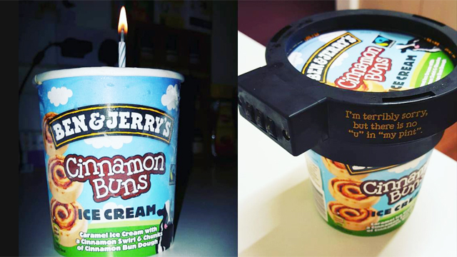 We Need This Genius Ice Cream Lock ASAP!