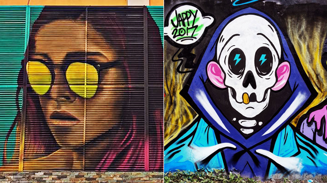 10 Cool Manila Street Art Spots to Take Your #OOTDs In