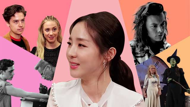 Watch Sandara Park React to Her Old Pinoy Movies