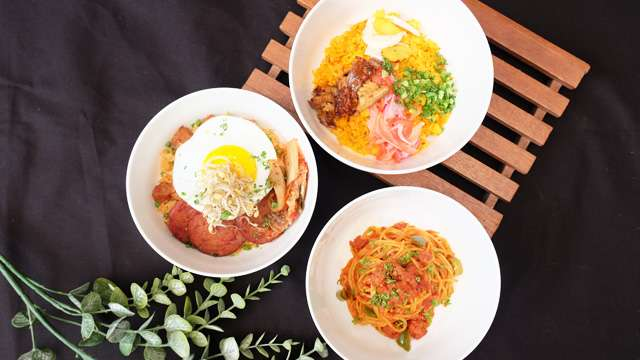 Corned Beef Caldereta Lasagna, Spicy Luncheon Meat Kimchi Fried Rice, and More Noms to Try This Summer!