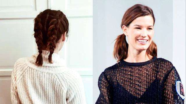 4 No Fuss Ways to Style Your Short Hair for the Gym