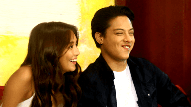 WATCH: Can't Help Falling In Love With KathNiel
