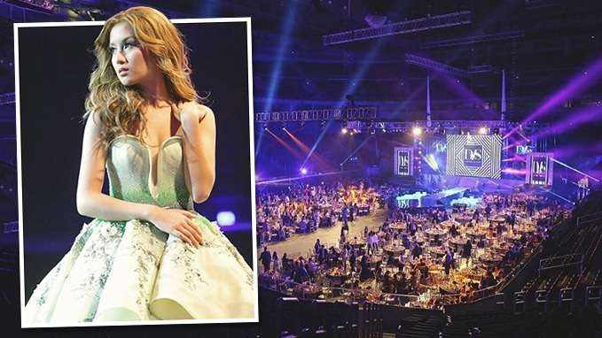 How Much Did the MOA Arena Debutante Spend?