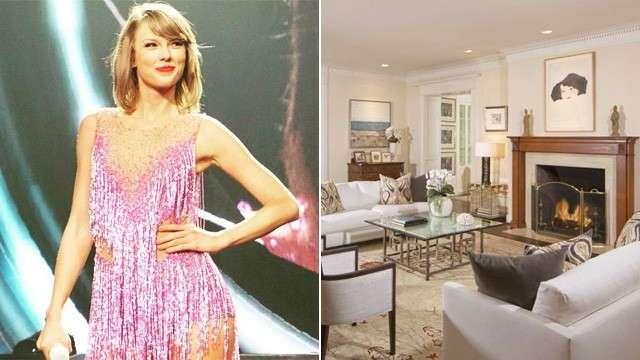 Look Inside Taylor Swift's Mansion That Became a Landmark