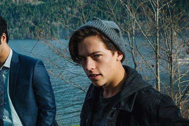 Cole Sprouse Shares Behind The Scenes Photos Of His Riverdale Co