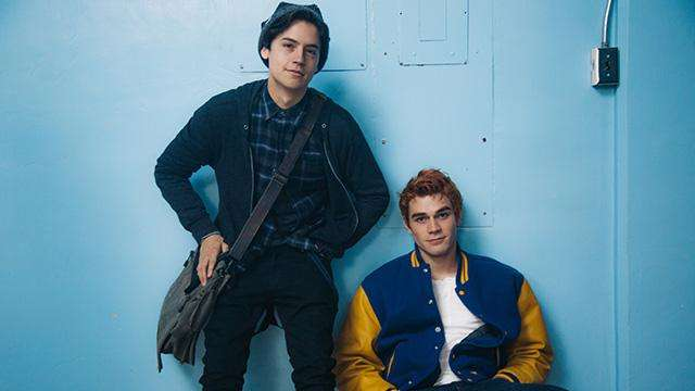 You Need To See Cole Sprouse's Stunning Portraits of the Riverdale Cast
