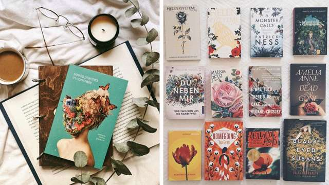 8 Tips on Posting Book Photos Like a Bookstagrammer